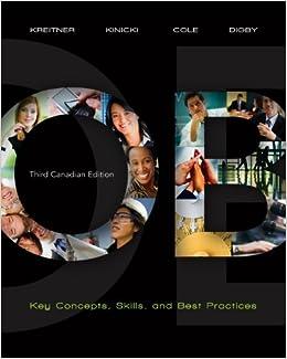 Download organizational behaviour, third cdn edition 2010.