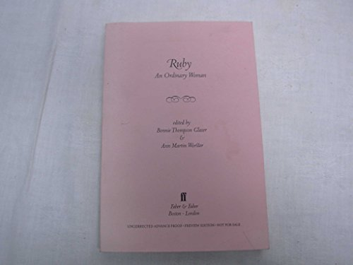 Ruby: An Ordinary Woman