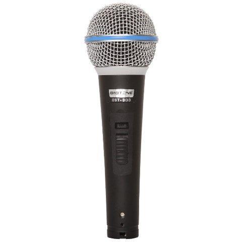 Bibtone Cardioid Dynamic Vocal Microphone OST-303 by BIBTONE