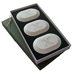 Personalized Eco-Luxury Soap - Trio