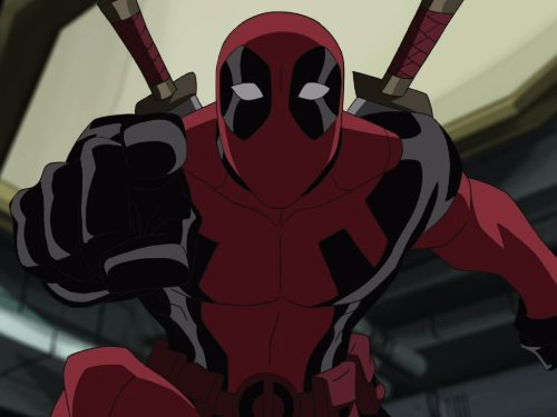Ultimate Deadpool (Spider Man Two)