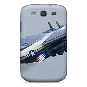 New Style Phone Case Hercules C 130 Premium Tpu Cover Case For Galaxy S3