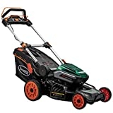 Scotts Outdoor Power Tools 60362S 21-Inch 62-Volt Cordless Self-Propelled Lawn Mower, LED Lights, 4Ah & 2.5Ah Batteries, (1) Batteries & Charger Included