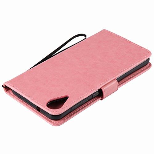 Htc Etui Pochette Carte Magnétique Portefeuille Unique Avec Pour Ougger Fente Desire pink Housse 825 Cover Caoutchouc Pu Silicone Protecteur Coque Cuir Printing FSXnEqw