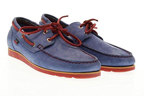CALLAGHAN 80.800,4 Männer Schuhe Turnschuhe Blau / bordeaux