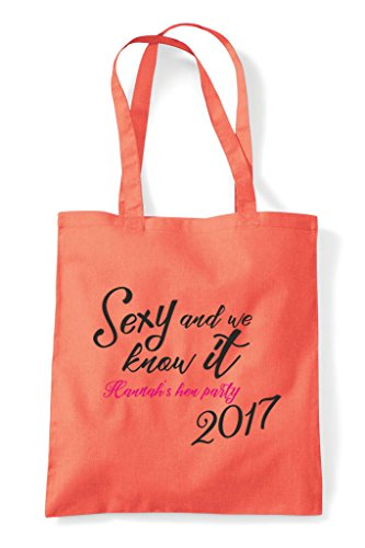 Bag Tote Do Yellow Customised Shopper Ruined Hen In Party Personalised xUFYYq0w