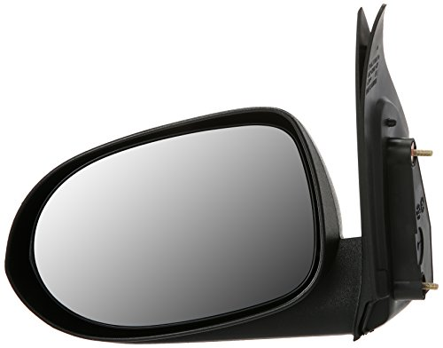 OE Replacement Dodge Caliber Driver Side Mirror Outside Rear View (Partslink Number CH1320264) (Dodge Driver Caliber Mirror Side)
