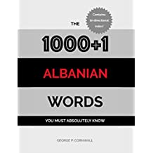 The 1000+1 Albanian Words you must absolutely know