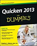 img - for Stephen L. Nelson: Quicken 2013 for Dummies (Paperback); 2012 Edition book / textbook / text book