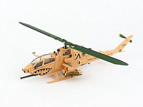 KOKUSAI BOEKI Avioni-X 1/144 AH-1F Cobra US Army Dessert Color Finished Product