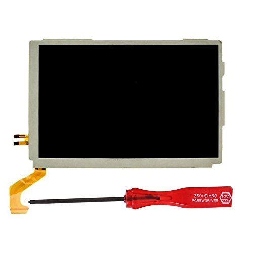 Top LCD for 3DS XL, YTTL Replacement Parts Accessories Upper Screen Display for Nintendo 3DS XL LL System Games Console from YTTL