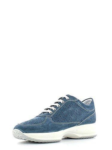 Enval 3916 Schnurschuh Frauen Blau