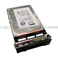 Dell W348K 600GB 15K 3.5 SAS Hard Drive in Poweredge R Series Tray