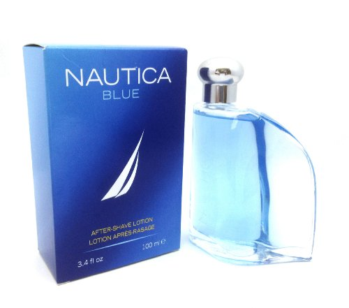 Price comparison product image *NAUTICA BLUE*By Nautica After-Shave Liquid Splash 3.4 oz~100 ml New in Box