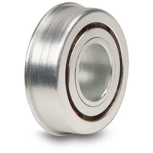 "High Capacity//Heavy Duty Wheel Ball Bearing 1//2/""x 1 3//8/"" inch Flanged//Flange"