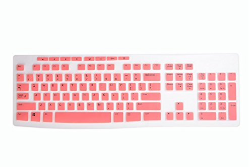 Leze Silicone Keyboard Protector Logitech