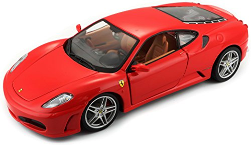 Diecast Ferrari F430 (Bburago 1:24 Scale Ferrari Race and Play F430 Diecast Vehicle (Colors May Vary))