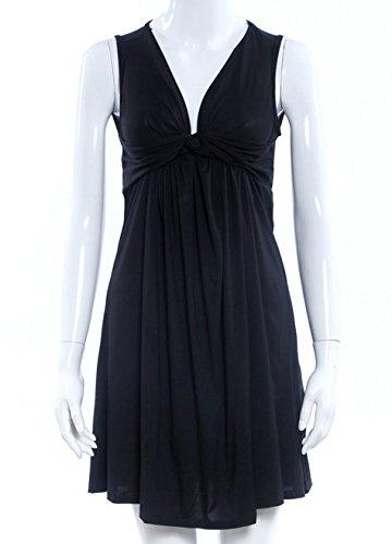 Blansdi Damen Mädchen Frauen Sommer Elegant lange Strandkleid ...