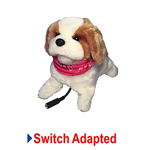 Switch Adapted Toy My Little Puppy   Adaptive Toys   Special Needs Switch Toys   Switch Toys Liberty