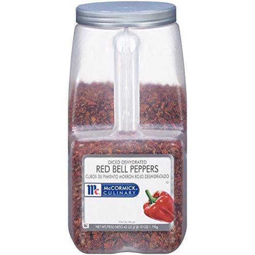 McCormick Culinary Red Diced Bell Pepper, 42 oz. Lemon Raspberry Sauce
