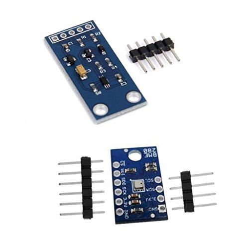BME280光度センサー 圧力センサーモジュール I2CとSPI RoHS対応