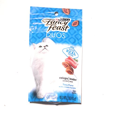 Duo Treat (Cat Treats Duos (Tuna W/ Hint of Parsley))
