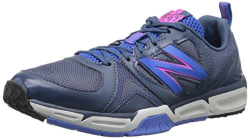 New Balance Women's WX797 Training Shoe,Dark Grey,8.5 B US