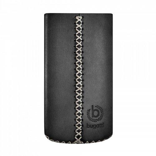 Cross Tasche Case black von bugatti passend für Apple iPhone 4