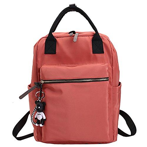 La De Dames Watermelonred Personnalité Sac à MYLL Pour Dos Backpack Pink Creative Personnalité Hw8xzqaxI