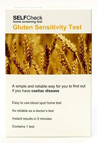 SELFCheck Gluten Sensitivity Test for Coeliac Disease