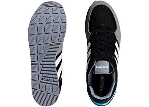 Hombre de Negro 0 Negbás 8k para Deporte Zapatillas Ftwbla Adidas Gris OqvXaEwx