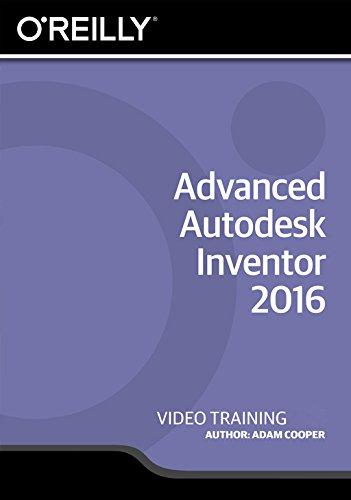 Advanced Autodesk Inventor 2016 [Online Code] (Java Code Generator)