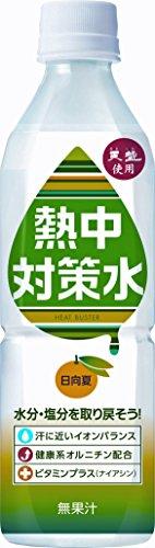 Akokasei enthusiasm measures water Hinata Natsumi 500ml PET X24 this X2 case (48) by Enthusiasm measures water