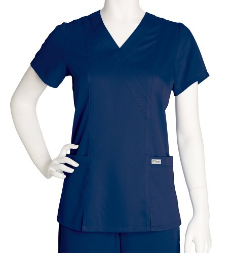 Grey's Anatomy Womens Scrubs, Indigo, Small
