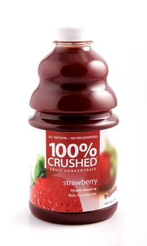 Dr. Smoothie 100% Crushed® Strawberry (01-0702) Category: Smoothie Mixes