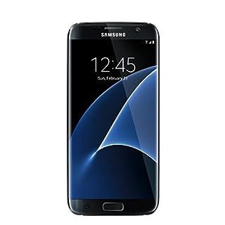 Samsung Galaxy S7 Edge G935F Factory Unlocked Phone 32 GB, No Warranty - International Version (Black Onyx)
