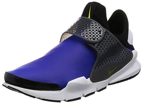 Nike Men's Sock Dart SE, PARAMOUNT BLUE/ELECTROLIME, 7 M US