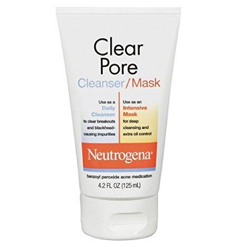 Neutrogena Clear Pore Cleanser Mask