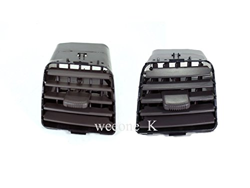 Air Vent Ventilator Trim Middle Side For Isuzu D-max Dmax / Holden Rodeo Pickup / RA / UTE 2002 2003 2004 2005 2006