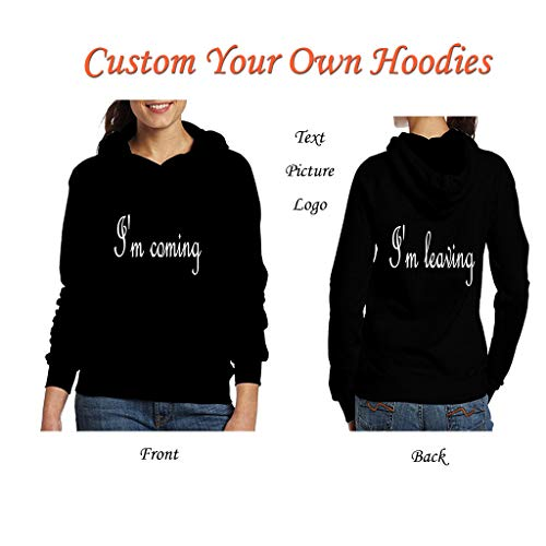 Women Custom Jersey Hoodies - Design Your Own Hoodie - Personalized  Confortable Pullover Team Sweatshirts bb1b35b61