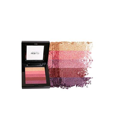 Binmer Eyeshadow Palette, 5 Color Cosmetic Shade Powder Cosm