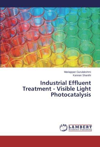 Industrial Effluent Treatment - Visible Light Photocatalysis