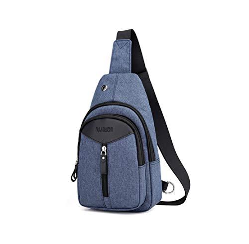 52ddf08f42 Skitor Borsa A Outdoor Leggero Il Casual Uomo Monospalla Per Bag  Impermeabile Petto Spalla Zaino Multifunzione ...