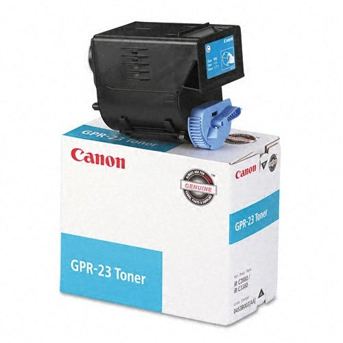Canon (Gpr-23) Image runner C2550/C2880/C2880I/C3080/C3080I/3380/3380I/3480/3480I Cyan Toner (14000 Yield)