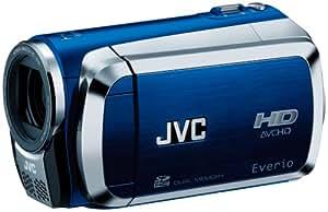 Amazon Com Jvc Everio Gz Hm200 Dual Sd High Def