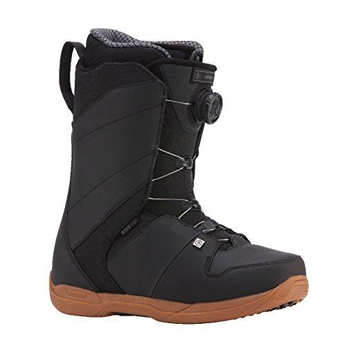 Ride Snowboarding Boots - Ride Anthem 2018 Snowboard Boots - Men's Black 11