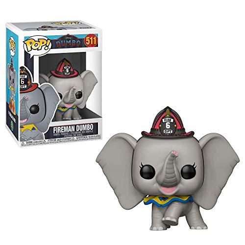 Pop! Disney Dumbo - Figura de Vinilo Fireman Dumbo