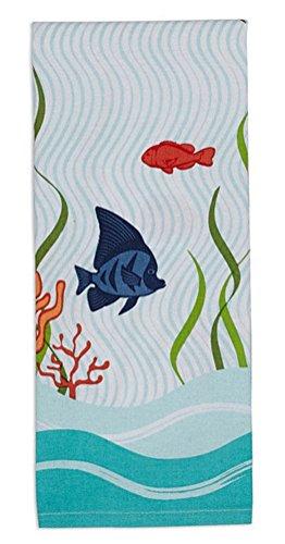 Under the Sea Kitchen Towel Dishtowel
