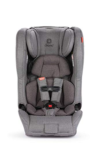 41QLkUB AtL - Diono Rainier 2AXT All-in-One Convertible Car Seat, Grey Dark