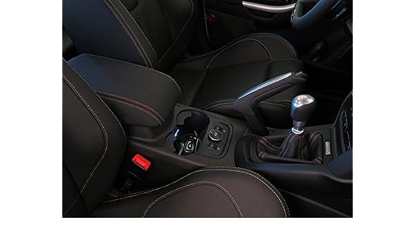 RedlineGoods Ford Focus Mk3 2011-17 cubierta de apoyabrazos: Amazon.es: Coche y moto
